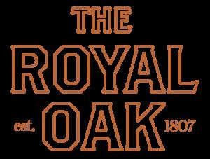 The Royal Oak Logo