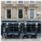 The Royal Oak Front